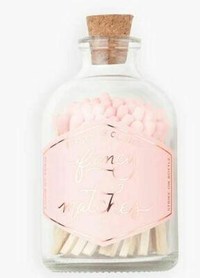 FC004 Fancy Matches Blush Pink