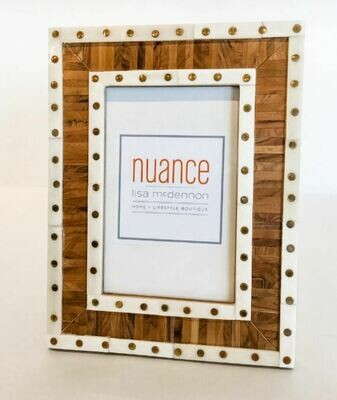 SH275 Mansour Two-Tone Picture Frame 4