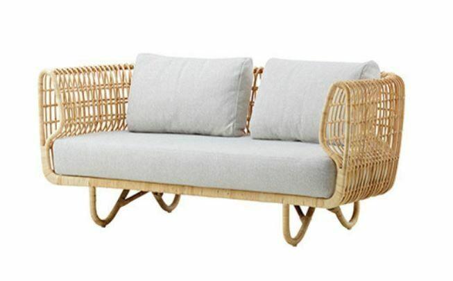 HH001 Rattan Sofa