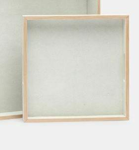 MG012 Amina Tray Blanc - Small