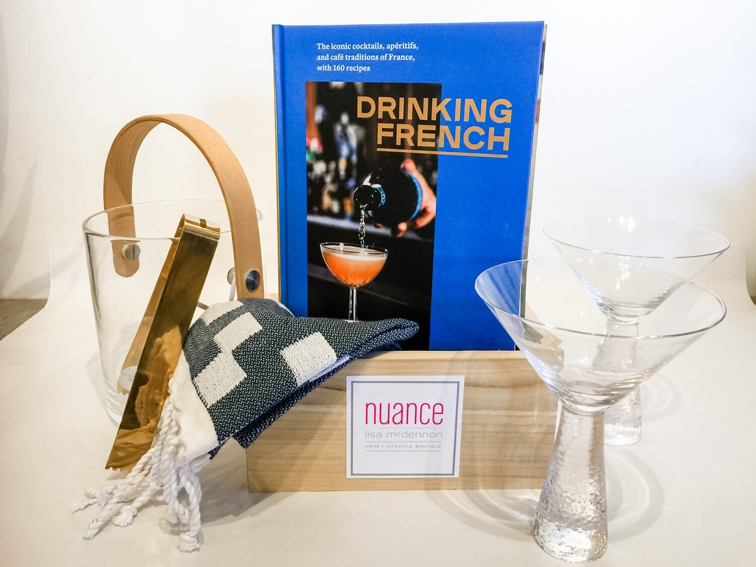 Drinking French Gift Set