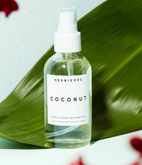 HE028 Coconut Body Oil