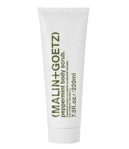 MZ014 Peppermint Body Scrub 7.5 oz.