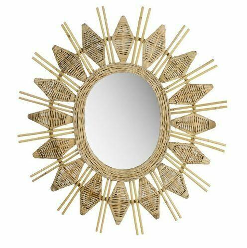 STT001 Yala Mirror - Natural