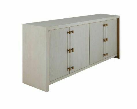 Amara Cerused Cabinet