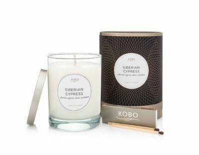 KO013 Siberian Cypress Candle