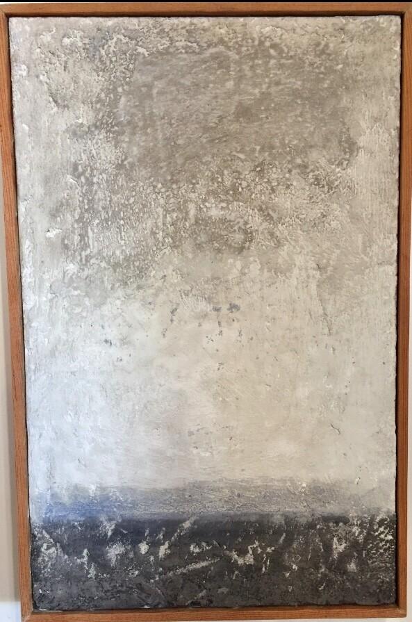 """IA023 Grey Sea 13"""" x 20"""""""