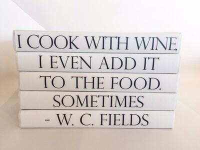 EL002 Cook With Wine