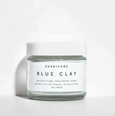 HE002 Blue Clay Dry Mask 2 oz.