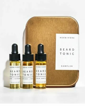 HE013 Beard Tonic Sampler 2X .25 oz.