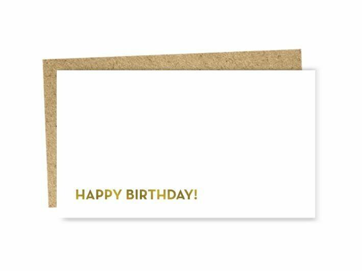 SG047 Happy Birthday - Mini