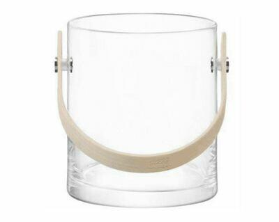 LS006 Small Ice Bucket Ash Handle