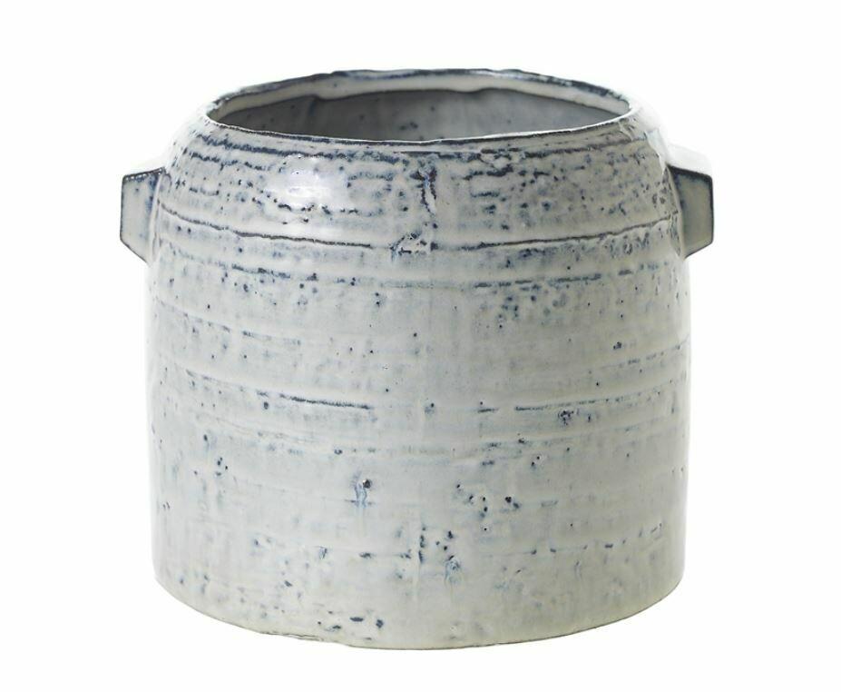 """AR054 Pier Collection - Pot 6.25"""" x 5.5"""""""