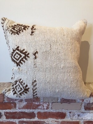 PS002 Hemp Pillow - Pattern #1