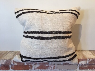 PS002  Hemp Pillow - Pattern #2