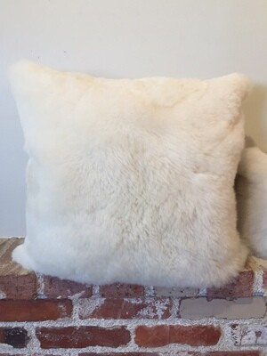 AP110 Huacaya Alpaca Pillow 20