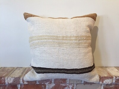 PS002  Hemp Pillow - Pattern #6