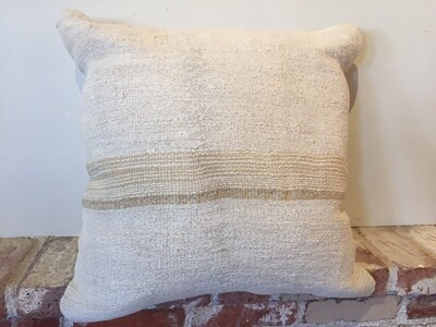 PS002  Hemp Pillow - Pattern #7