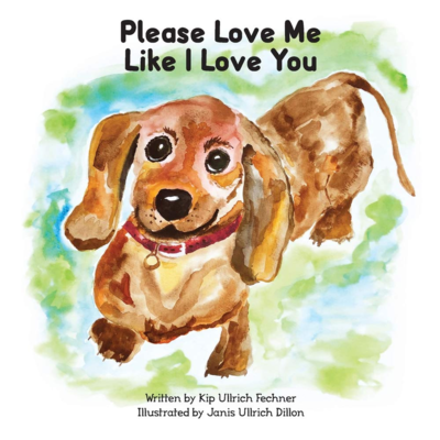 Please Love Me Like I Love You - Signed by Author