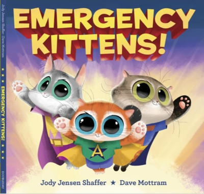 Emergency Kittens! - Signed by Author