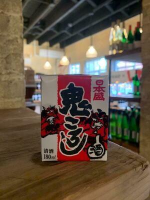 Sakari Onikoroshi Sake Juice Box - 180ml