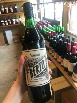 Berto Vermouth Red
