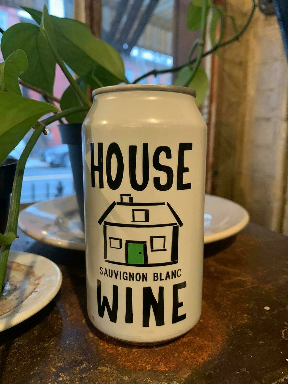 House Wine Sauvignon Blanc Can