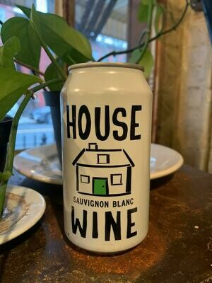 House Wine Sauvignon Blanc Can