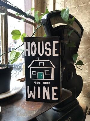 House Wine Pinot Noir box