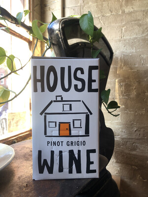 House Wine Pinot Grigio