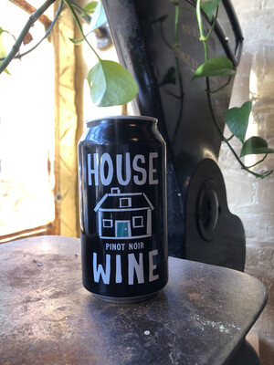 House Wine Pinot Noir Can