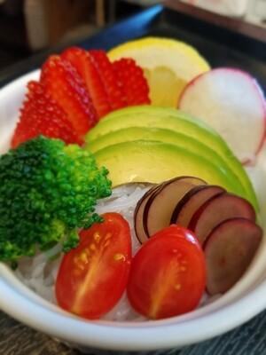 Vegetable Sunomono