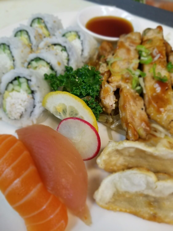Chicken Teriyaki Combo A