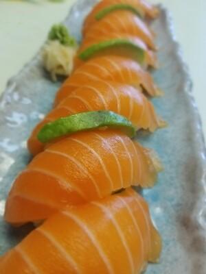 Salmon Nigiri Combo