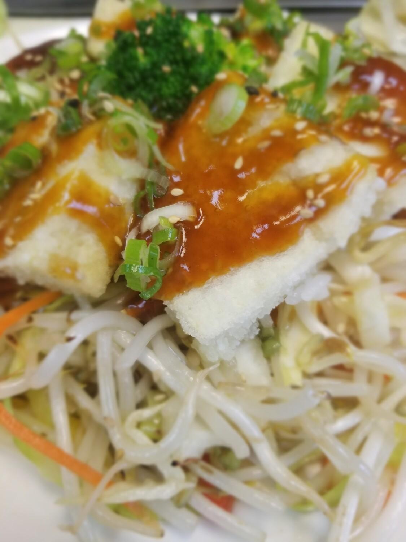 Vegetable Teriyaki