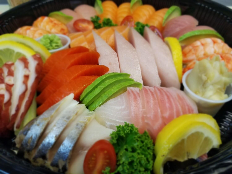 Nigiri Sashimi Tray