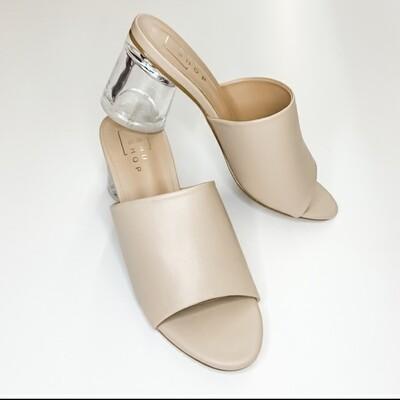 Shu Shop Neutral Clear Heel