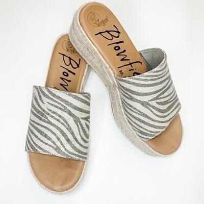 Blowfish Zebra Platform