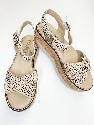 Corkys Boutique Leopard Platform