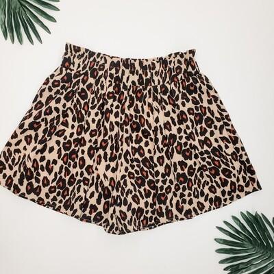 Umgee Leopard Shorts