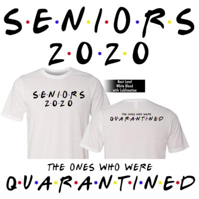 S.E.N.I.O.R.S 2020 T-Shirt