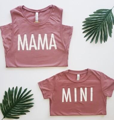 Mini Toddler/Kids T Shirt