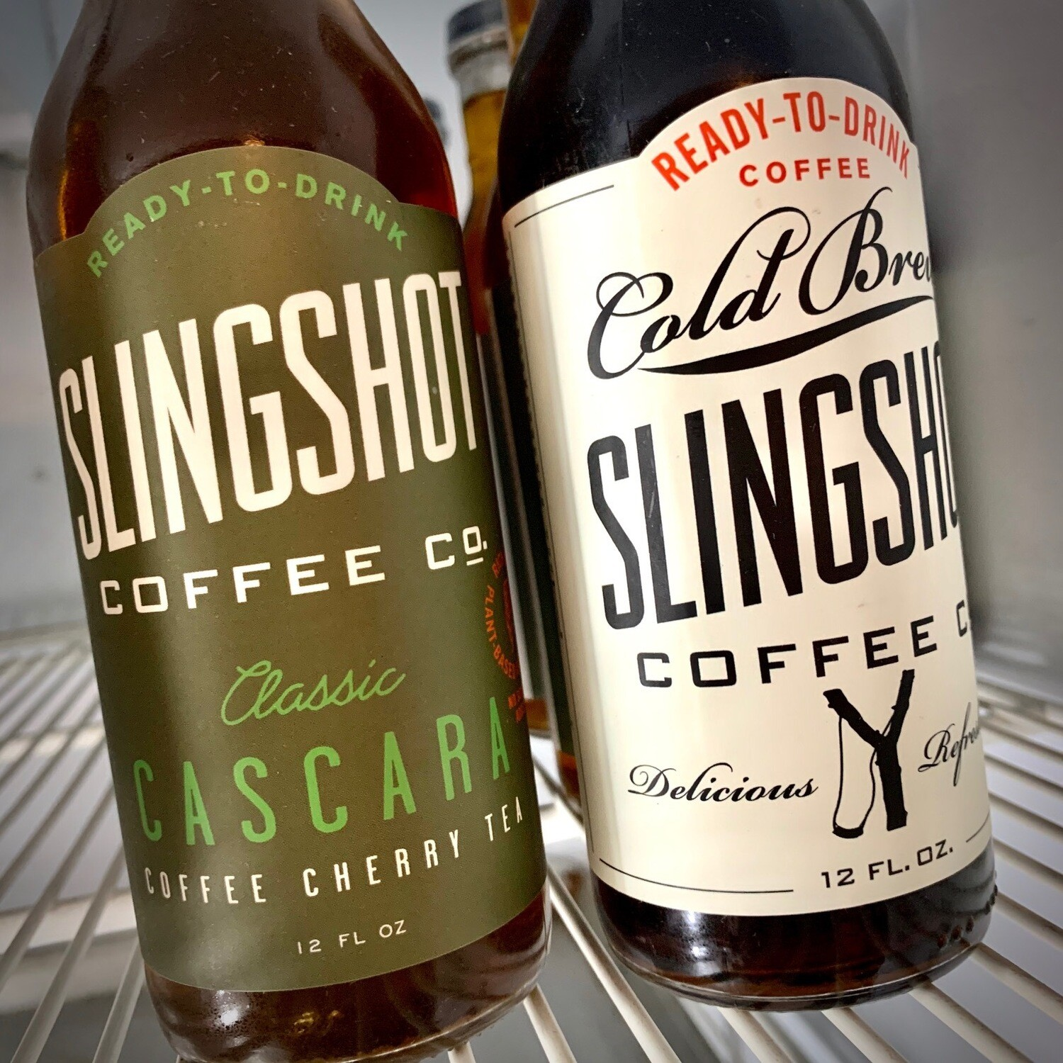 Slingshot cold-brew coffee