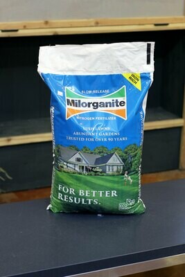 Milorganite Slow-Release Fertilizer (32lb)