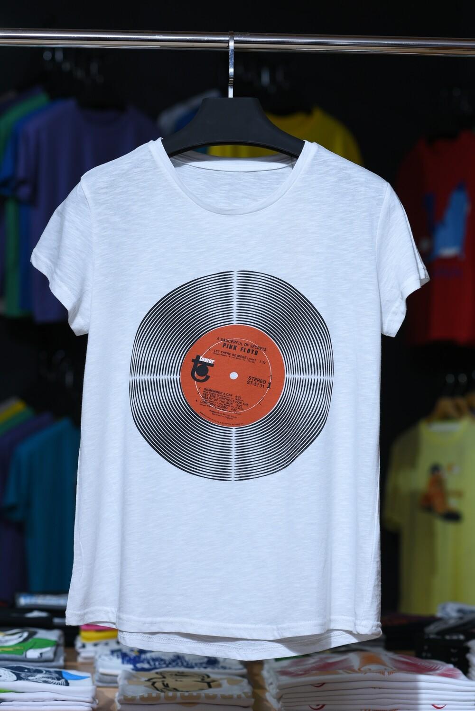 Pink Floyd Կոնքն Ընդգծող Կանացի Մայկա
