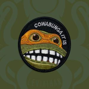 """Cowabunga It Is"" Patch"