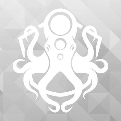 Die Cut Decal Leviathan Defense