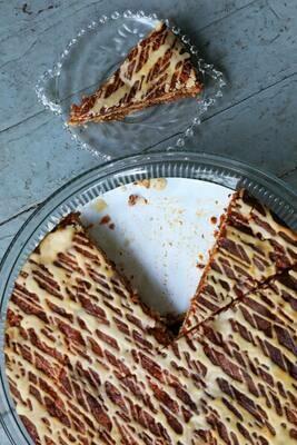 Slice of Pure Maple Coffeecake-GF