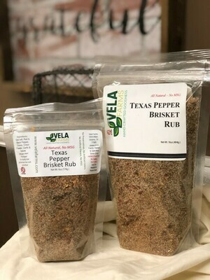 Texas Pepper Brisket Rub