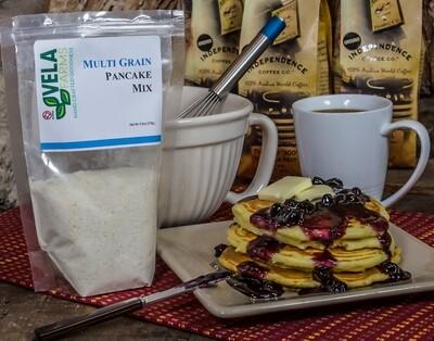 Multi-Grain Pancake Mix